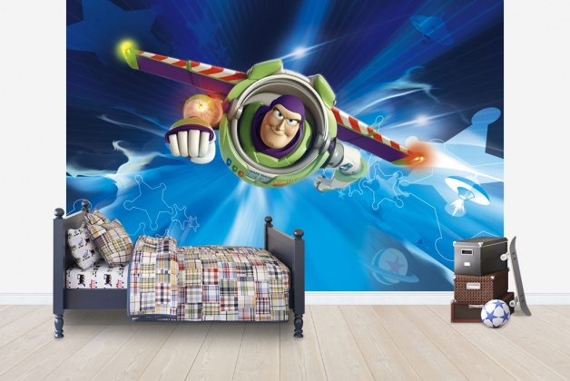 Watford Decorator Buzz Light Year Wallpaper