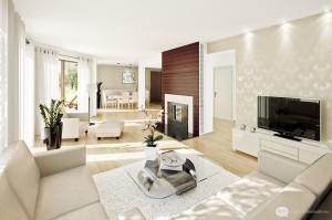 Modern Clean Interior Design