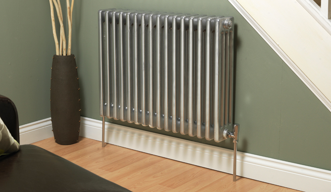Watford Decorator and Painter - Painting a Radiator