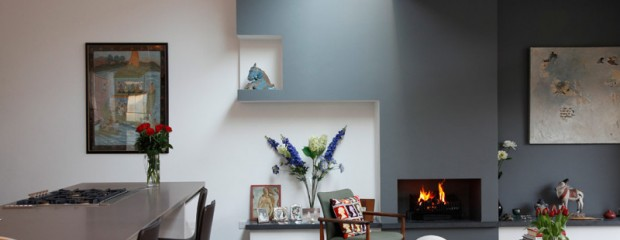 dulux grey and white living room