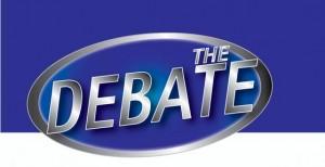 The Debate Logo