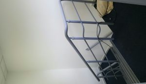 Painted office staircase Croxley Green in Watford