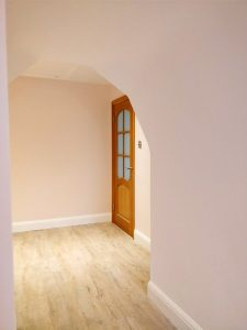 Nursery finished in Pink in Chipperfield Watford