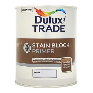 dulux stain block